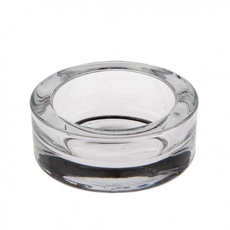 Small glass dish
