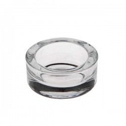 Small glass cup