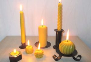 7-bougies-cire-abeille