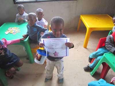 Enfant-Ekukhanyeni-Shining-Star
